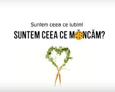 """Suntem ceea ce iubim!"" - Nichita Stănescu #TomorrowIsNow #campaign #health #food #fav #nichitastanescu #quote #inspire #question"