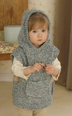 41ff208dbda7e Little One Hoodie Knitting Patterns