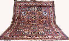360x275 cm kaukasische  Afghan orientteppich kazakh rug Carpet  ziegler Nr:133