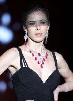 Day 2 - Models walking the ramp for Pooja Juneja #iijw13 | INDIA INTERNATIONAL JEWELLERY WEEK 2013
