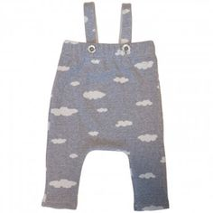 lucien zazou paul baby overall – clouds