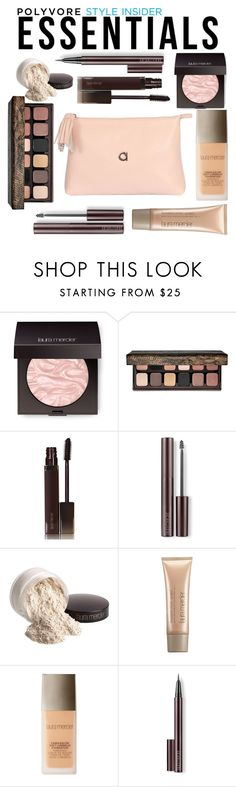 """Laura Mercier"" by jbowness ❤ liked on Polyvore featuring beauty, Laura Mercier…"