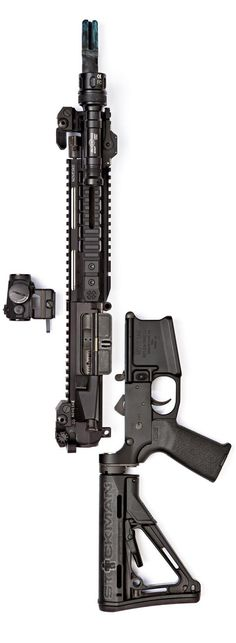 Noveske upper and lower with Aimpoint T-1. By Stickman.