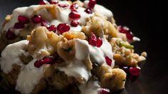cauliflower and lentil salad