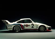 The 1976-78 Porsche 935 — 95 Customs