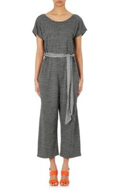 Ace & Jig Belted Jumpsuit at Barneys New York
