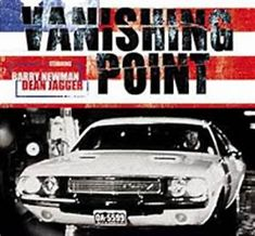 Vanishing Point is a classic road movie. Kinda Easy Rider on four wheels. Best Horror Movies, Iconic Movies, Awesome Movies, Vanishing Point Movie, Starlite Drive In, Dodge Challenger Models, Police Radio, Film Movie, Movie Cars