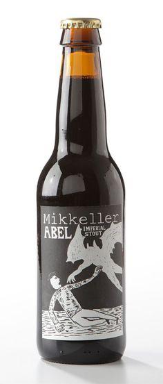 Mikkeller Abel (retired) Imperial stout http://www.ratebeer.com/beer/mikkeller-abel/153128/