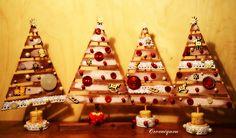 X-mas decoration, spatula, karácsonyi dekoráció, spatula Spatula, Advent Calendar, Holiday Decor, Handmade, Home Decor, Noel, Hand Made, Decoration Home, Room Decor