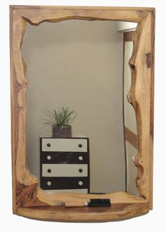 Rustic Dressing Mirror
