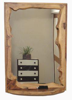 Rustic Dressing Mirror