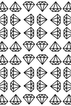 really love the old school 2D diamond :D