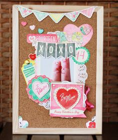 V-Day/ everyday love kit will be up for grabs at Scraplicious soon!:D Watch out for more updates! All embellishment included as well as a step by step instruction on how to make the DIY album to add all your favourite photos!:D    See http://thescrapperinme.blogspot.sg/2013/02/xoxo.html for more upclose shots!