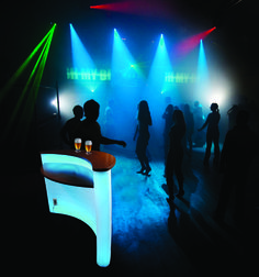 POP bar lumineux