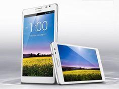 Dos nuevas bestias de Huawei: Ascend D2 y Ascend Mate [#CES13]