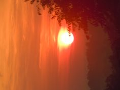 sun rise over western Pa