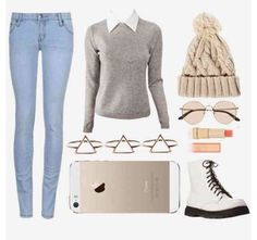 Fall outfit I love everything except the shoes
