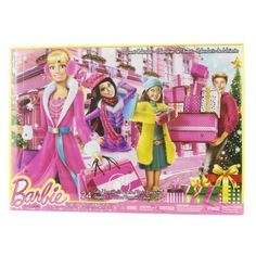 Mattel Barbie Adventskalender