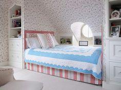 17 knep som får ditt lilla sovrum att se större ut - Sköna hem