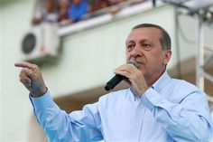 "Turkish President Recep Tayyip Erdoğan has accused prominent international media institutions like the New York Times, CNN and the BBC of trying to weaken the country and then disintegrate it in line with instructions issued to them by what he called ""the superior mind."""