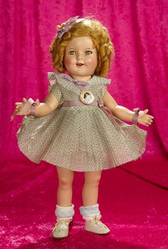 Rendezvous Auction, June 29th—Featuring 56 composition and cloth dolls from private collections. Join Theriault's for a fast and fun fact-filled hour-long auction of great artist dolls.  https://theriaults.proxibid.com/asp/Catalog.asp?aid=112851