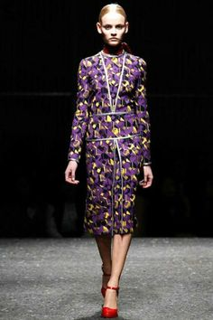 Prada Autumn/Winter 2014-15 Ready-To-Wear