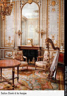 Chateau de Versailles Grande Appartement du Roi