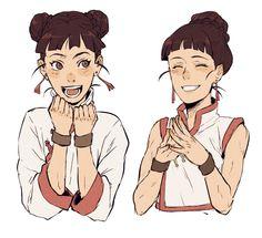 Tenten Hinata, Neji And Tenten, Naruto Y Boruto, Naruto Oc, Naruto Funny, Naruto Girls, Naruto Gaiden, Character Portraits, Character Art