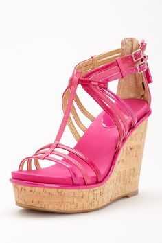 e11bb6a18 HauteLook. Wedge ShoesWedge SandalsPink ...