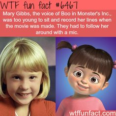 Mary Gibbs - WTF fun facts