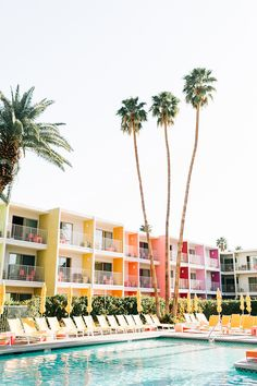 Palm Springs. Moorten Botanical Garden, The Pink Door House, The Saguaro | Photography: Jenna Bechtholt Photography