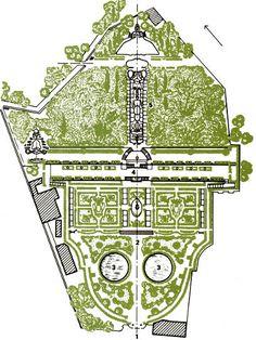 Садово-парковое искусство нашей эры. Итальянское Возрождение. Парки мира. Горохов В.А., Лунц Л.Б.