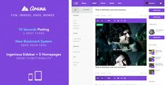Aruna - Retina Meme / Gag / Image Sharing Template :  Check out this great #themeforest item 'Aruna - Retina Meme / Gag / Image Sharing Template' http://themeforest.net/item/aruna-retina-meme-gag-image-sharing-template/6113126?ref=25EGY