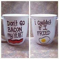 Baked sharpie mugs!