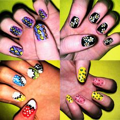4 cute nail designs