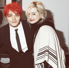 Gerard and Lindsey Way