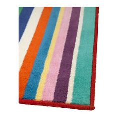 VEMB Rug, low pile IKEA A blend of wool and nylon makes this rug ultra soft and durable.