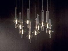 Pendant 00909 Modern Chandelier, Chandelier Lighting, Cool Light Fixtures, Faia, Home Lighting, Light Decorations, Lamp Light, Interior Inspiration, Lanterns