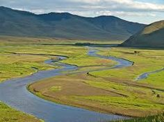 Mongolia.   This could totally be Bristol Bay, AK.  Wow!
