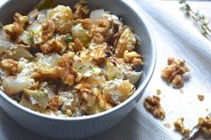 5 or less: Gnocchi met witlof