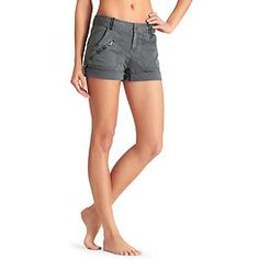 Cruz Short - This stretch cotton short is on a roll with an adjustable length that snaps into place.