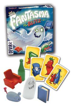 Fantasma Blitz - Juego de cartas - Zacatrus