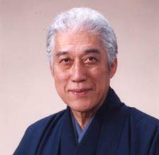 Former Iemoto SEN Genshitsu,  Grand Tea Master Urasenke, kyoto