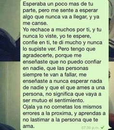 Ojalá Love Phrases, Love Words, Real Quotes, Love Quotes, Mexican Quotes, Sad Texts, Emotional Songs, Sad Love, Spanish Quotes
