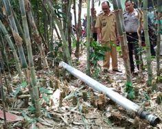 Ada Roket Jatuh di Bogor Kemenhan Tidak Tahu Lalu Punya Siapa?