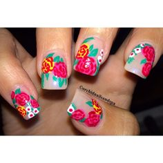 Instagram media by orchidnailsandspa  #nail #nails #nailart