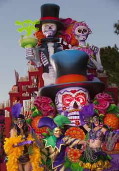 Mardi Gras - New Orleans, Louisana
