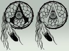 Assassin's Creed Native American tattoo