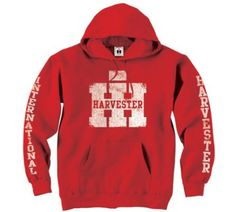 International Harvester Hoodie I got!!!