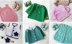 Hayran Kalacağınız 57 Örgü Bebek Yelek Hırka Patik Modelleri Baby Knitting Patterns, Crochet Bebe, Baby Vest, Cool Baby Stuff, Winter Hats, Fashion, Knitted Baby Booties, Knit Jacket, Crochet Ideas